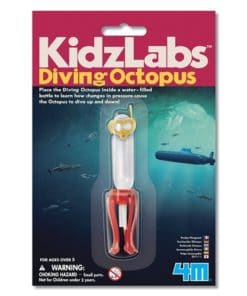 Diving Octopus Science Kit