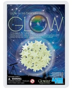 Glow Mini Stars (5221) - Pack of 60