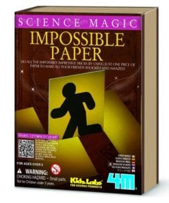 Impossible Paper Science Magic (6704M)