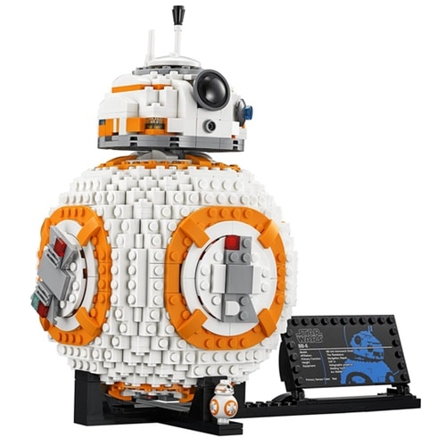 Lego Star Wars BB8 Building Kit (75187)