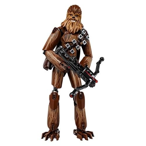 Lego Star Wars Chewbacca (75530) - Yuppie Gadgets