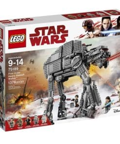 Lego Star Wars First Order Heavy Assault Walker (75189)