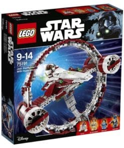 Lego Star Wars Jedi Starfighter with Hyperdrive (75191)