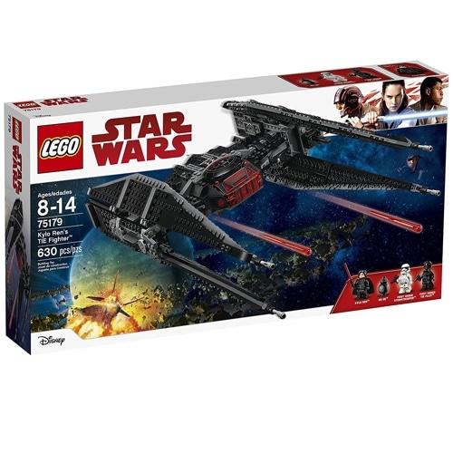 Lego Star Wars Kylo Ren's TIE Fighter (75179)