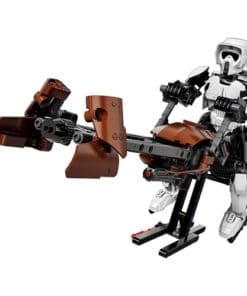 Lego Star Wars Scout Trooper & Speeder Bike (75532)