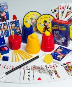 Marvins Magic 225 Amazing Magic Tricks Kit