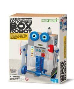 Motorised Box Robot (3389)