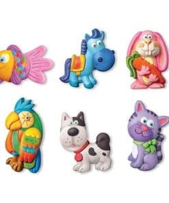 Mould and Paint Cute Pets Kit (3539)