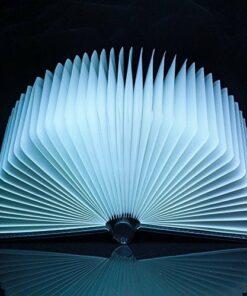 Book Light Mood Lamp