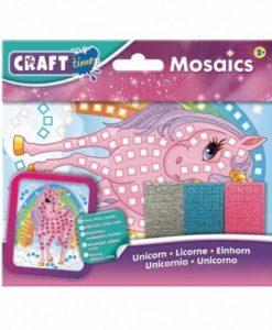 Mini Unicorn Mosaic Kit