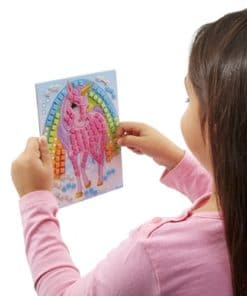 Mini Unicorn Mosaic Kit