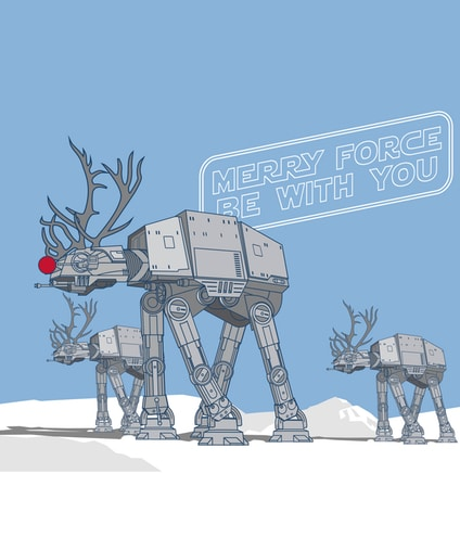 Merry Force be with You