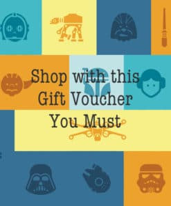 Star Wars Gift Voucher