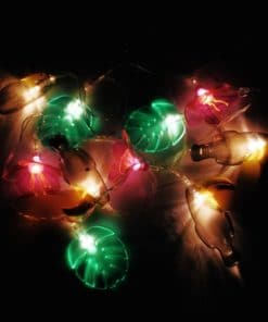 Tropical String Lights