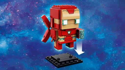 LEGO BrickHeadz Iron Man MK50