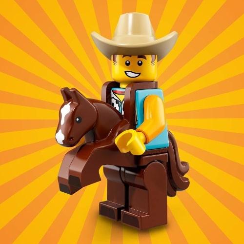 LEGO-Minifigures-Series-18-Cowboy-Costume-Guy