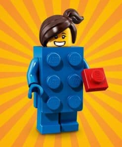 LEGO-Minifigures-Series-18-LEGO-Brick-Suit-Girl