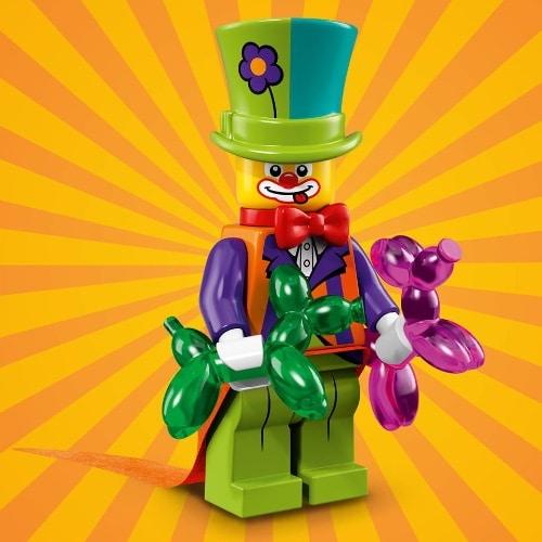 LEGO-Minifigures-Series-18-Party-Clown