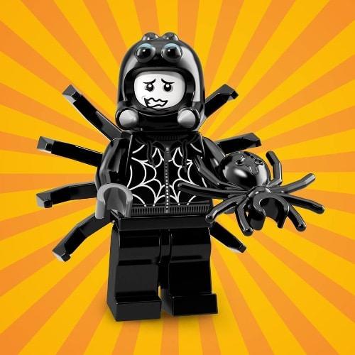 LEGO-Minifigures-Series-18-Spider-Suit-Boy