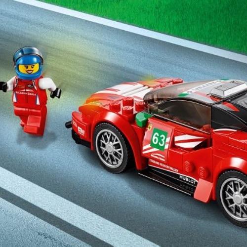 LEGO Speed Champions Ferrari 488 GT3 Scuderia Corsa (75886)