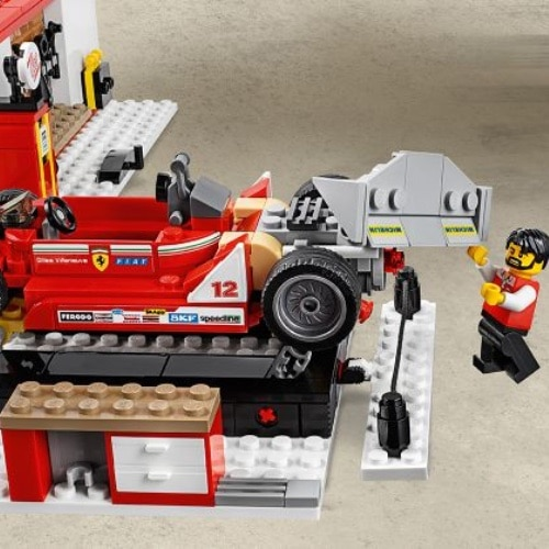 Lego 75889 Speed Champions