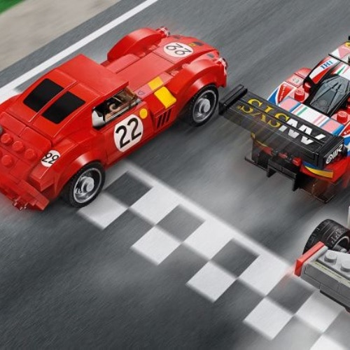lego speed champions ferrari ultimate garage 75889 yuppie gadgets. Black Bedroom Furniture Sets. Home Design Ideas