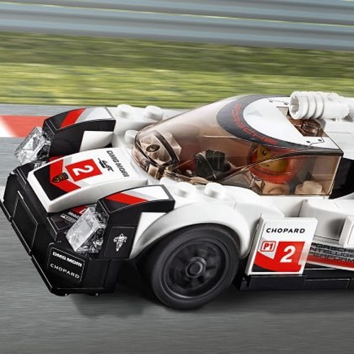 lego speed champions porsche 919 hybrid 75887 yuppie. Black Bedroom Furniture Sets. Home Design Ideas