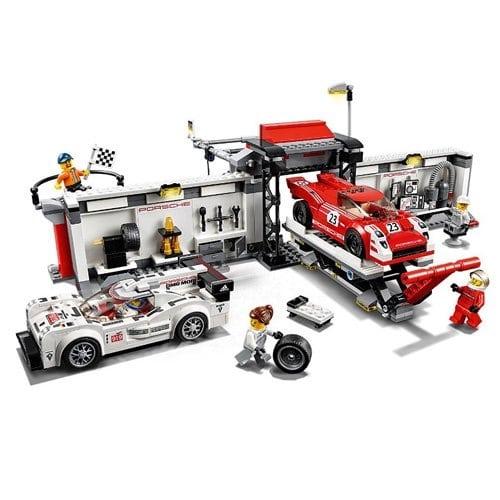 lego speed champions porsche 919 hybrid 75887 yuppie gadgets. Black Bedroom Furniture Sets. Home Design Ideas