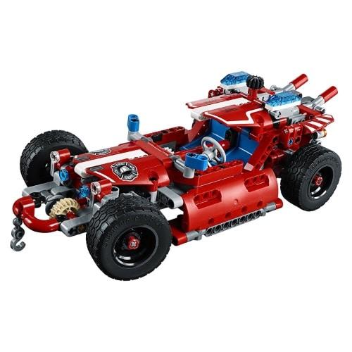 LEGO Technic First Responder (42075)