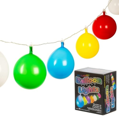 Balloon String Lights