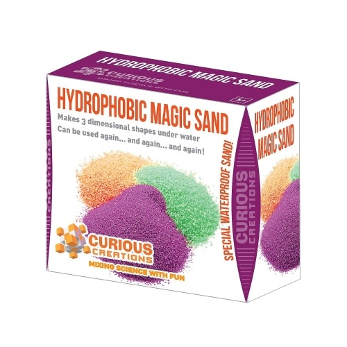 Hydrophobic Magic Sand