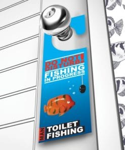 Man Toilet Fishing Game