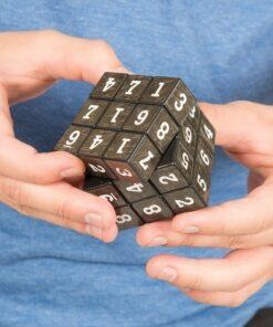 Sudoku Cube Puzzle