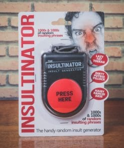 The Insultinator