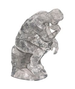 The Thinker Crystal Puzzle