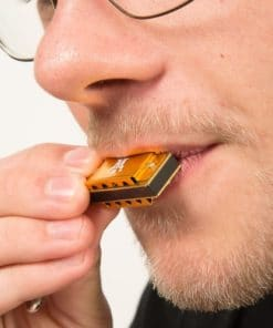 Worlds Smallest Harmonica