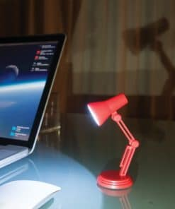 Worlds Smallest LED Desk Lamp