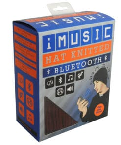 iMusic Knitted Bluetooth Hat