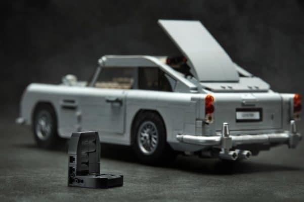 License To Build Lego Introduces Goldfinger James Bond 007 Aston