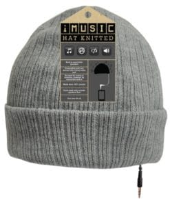 iMusic Knitted Hat