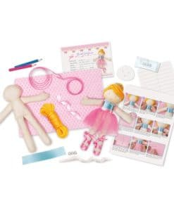 Ballerina Doll Making Kit (2731)