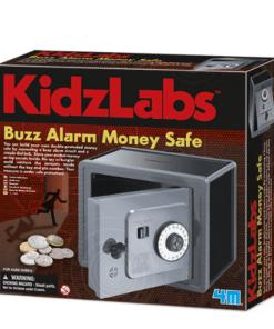 Buzz Alarm Money Safe (3289)