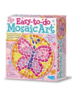 Easy-To-Do Mosaic Art – Butterfly (4523)