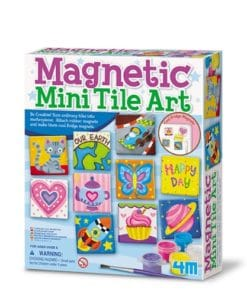 Magnetic Mini Tile Art (4563)