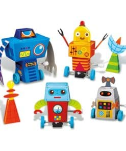 Wind Up Robots (4655)