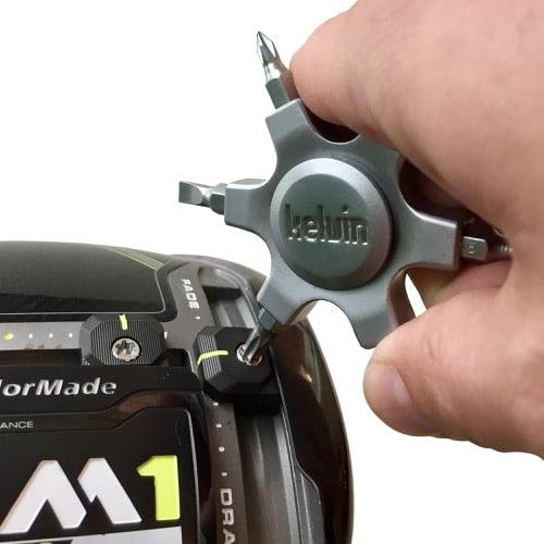Kelvin 007 Pocket Spinner Multi-Tool