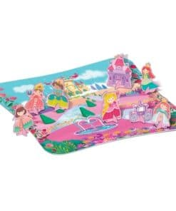 3D Puzzles - Princess (4718)