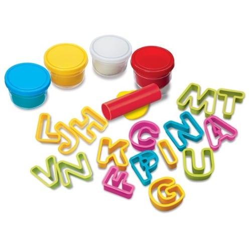 Alphabet Dough Kit (4714)