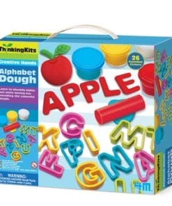 Alphabet Dough Kit (4714)