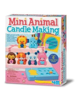Animal Candle Making Kit (4681)